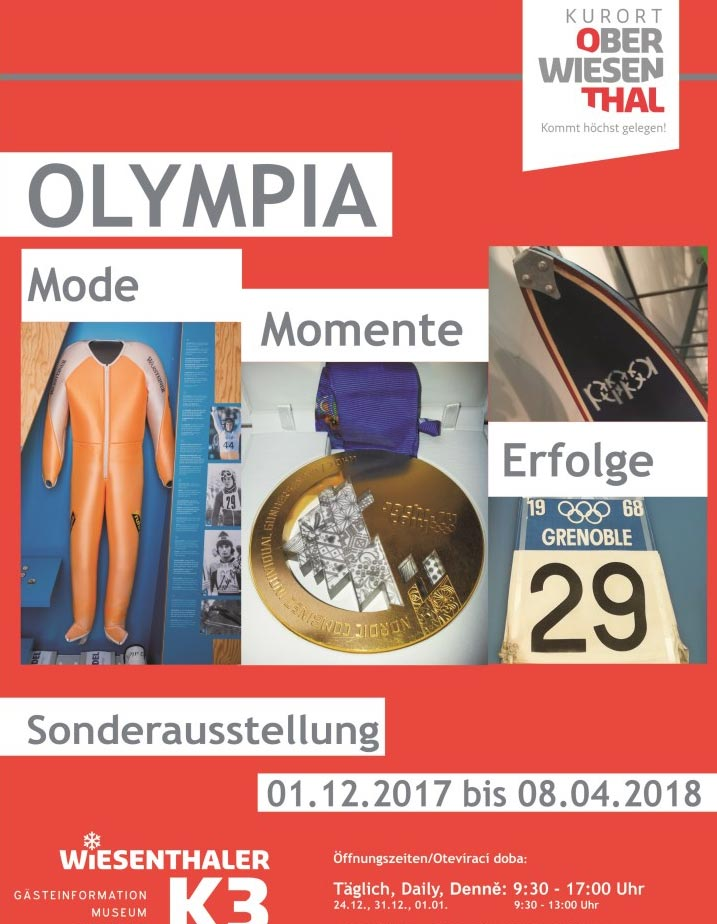 OLYMPIA - Mode, Momente, Erfolge